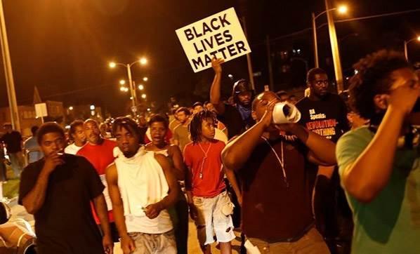 ABD Polisi: Biz Sadece Siyahileri Öldürürüz