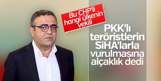 CHP'li Milletvekili Tanrıkulu Hakkında SİHA Soruşturması