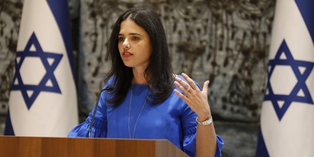 İsrail  Adalet Bakanı : Kürdistan'ın Kurulmasında Büyük Menfaatimiz Var
