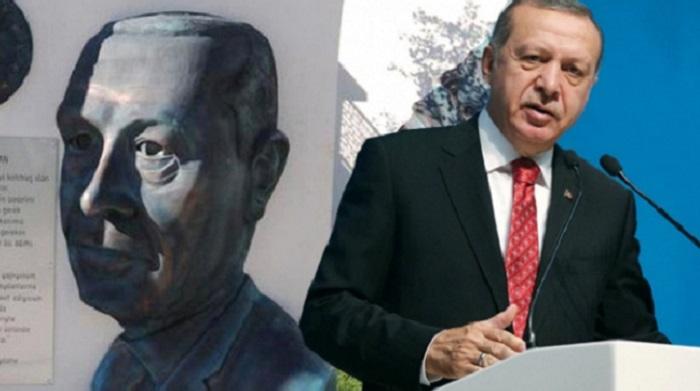 Erdoğan: Şahsımın Heykelini Yapmışlar...