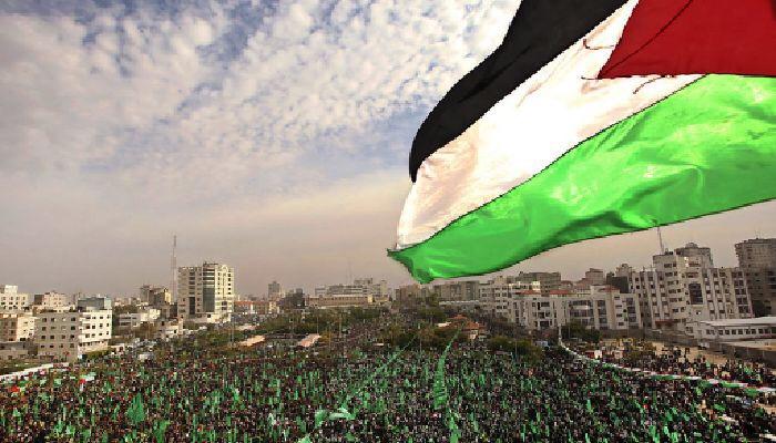 Hamas: Direnişe Verilen Destek İsrail'in Başarısızlığını Gösteriyor