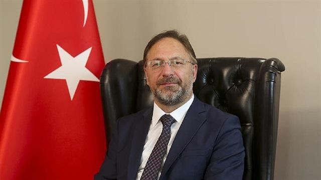 Diyanet İşleri Başkanı  Erbaş'tan Basın Toplantısı