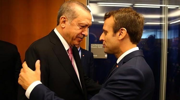 Macron'a ince Mesaj