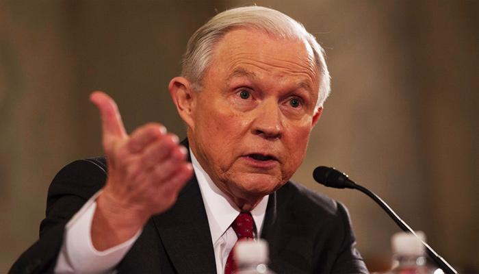 ABD Adalet Bakanı :  Üniversiteler Tek Tip Düşüncelerle Doldu