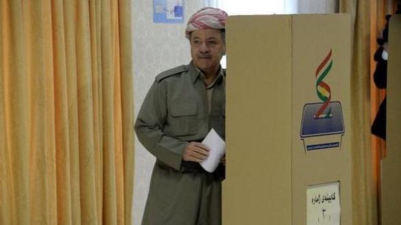Barzani: Bağımsızlığı 2 yıl Dondurmaya Hazırız