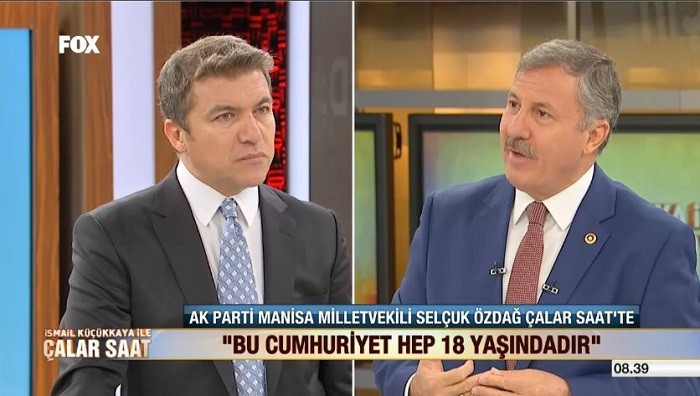 AKP'li Vekil: Esad Bize Söylemişti