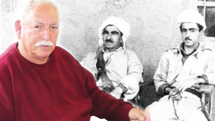 Mossad Ajanı : Barzani'yi Biz Eğittik