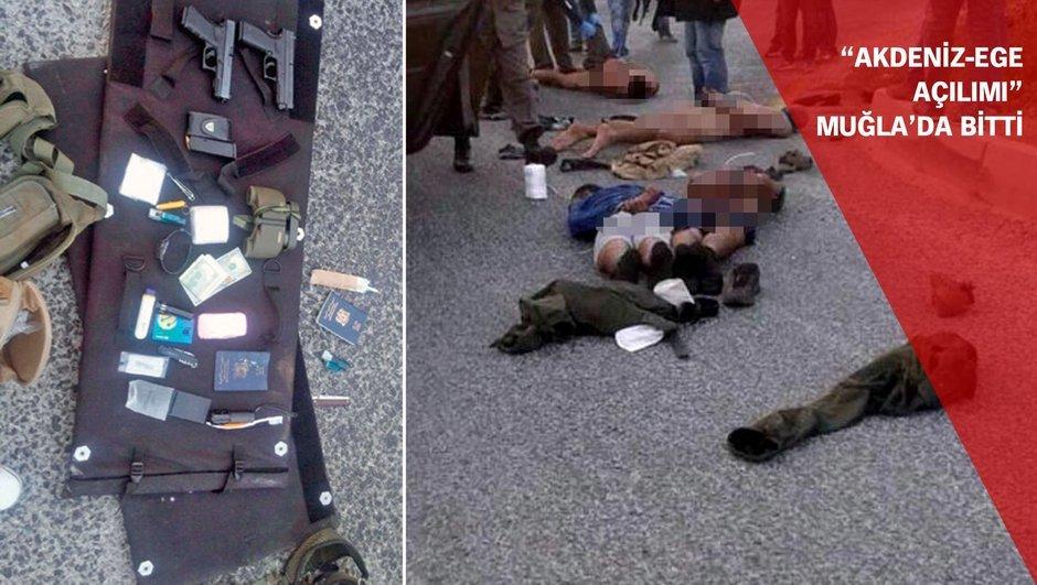 PKK'lılar, Darbecilerin Yargılandığı Mahkemeye Saldıracaktı