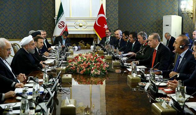 Rusya , iran,Türkiye Anlaştı