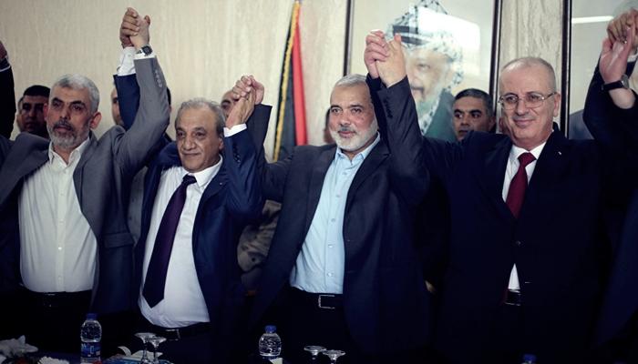 Hamas ve Fetih Anlaştı