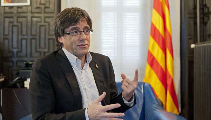 Katalonya'dan İspanya'ya Bağımsızlık Cevabı