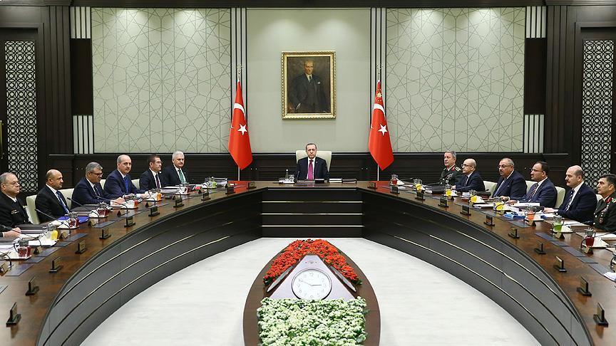 Erdoğan'dan Kuzey Irak Talimatı