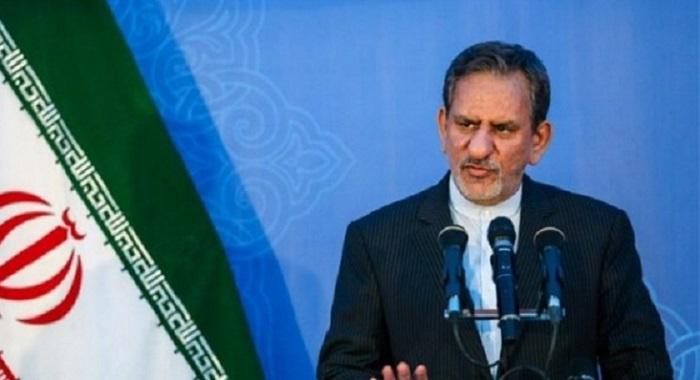 İran Cumhurbaşkanı Yardımcısı Cihangiri Türkiye'ye Geliyor