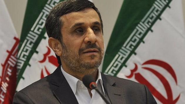 Ahmedinejad'dan Şaşırtan Çıkış !