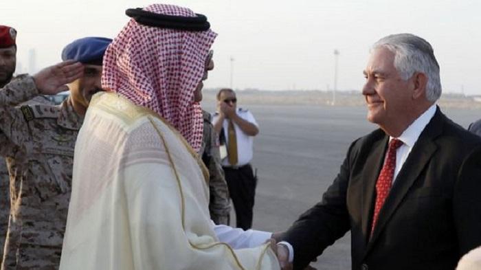 ABD, Suud-Irak  İşbirliğine Eşlik Ediyor