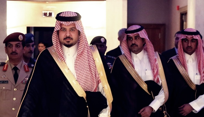Suud Prensi : Şam'ı  Aydınlatın