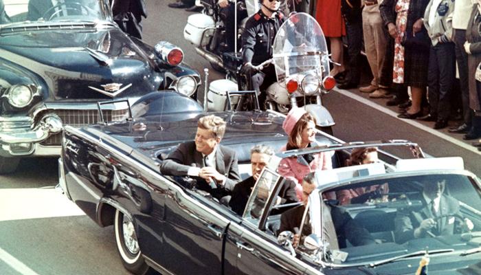 Kennedy  Suikastı İle İlgili  Gizli Belgeler Açıklandı