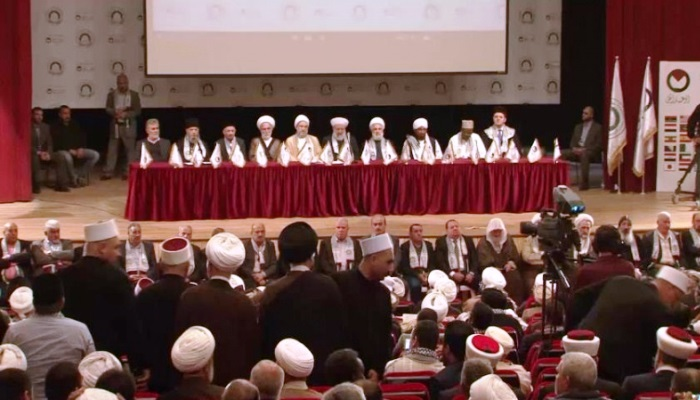 Direniş Alimleri: Siyonist Devleti Tanımak Dinen Haramdır