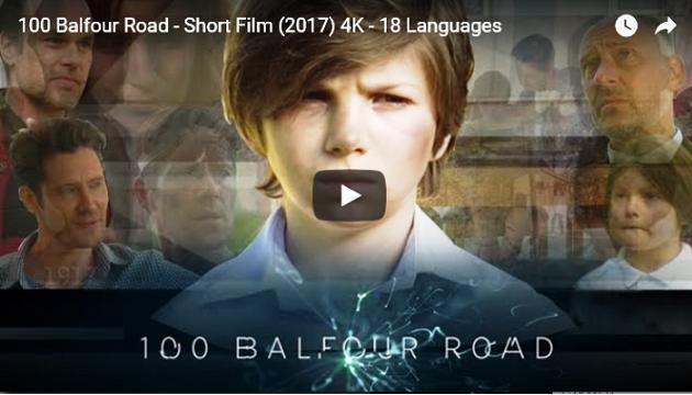 100 Balfour Road (Kısa Film)