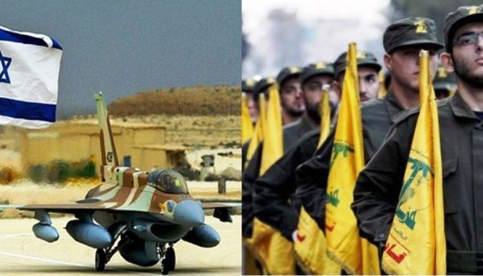 Siyonistler Lübnan'ı Vurmaya Hazırlanıyor