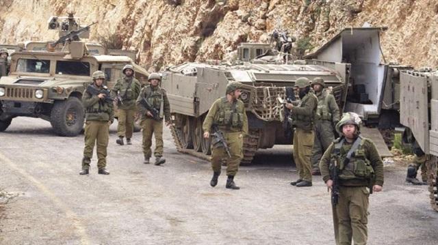 İsrail'den Lübnan Sınırında Taciz