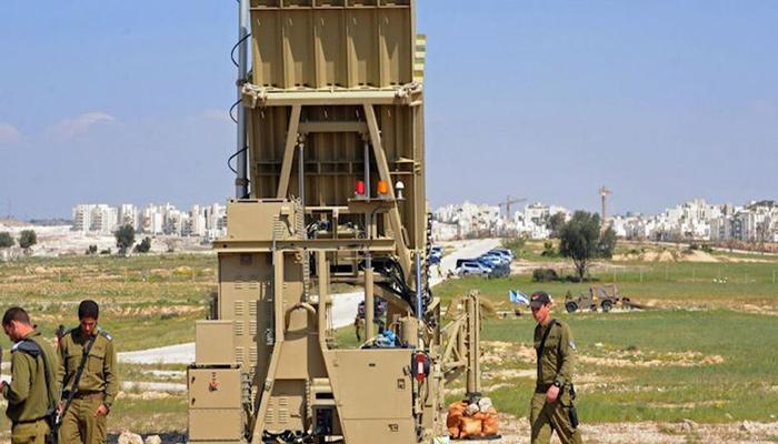 İsrail Yeni bir Hava Savunma Sistemi Geliştirecek