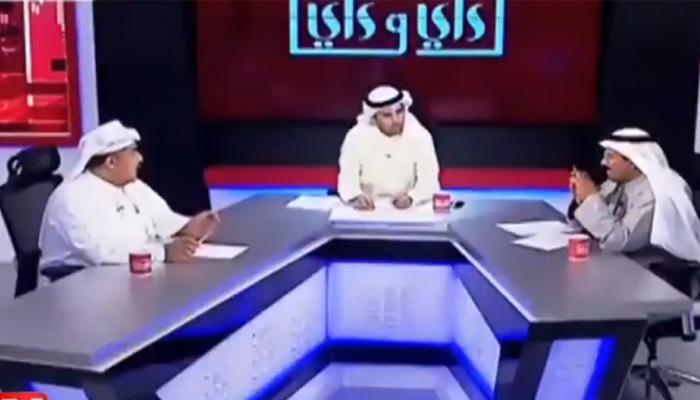 Kuveytli  Gazetecinin İsrail Aşkı !
