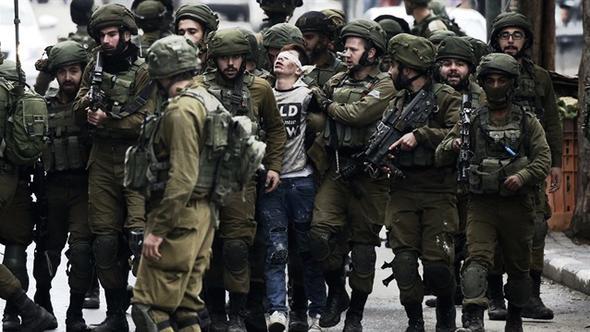 """""""1967'den Bu Yana Bir Milyon Filistinli Gözaltına Alındı"""""""