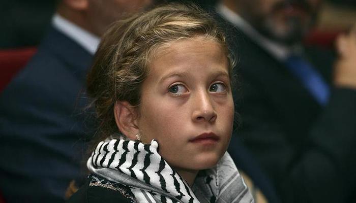 Ahed'in Duruşması Ailesininİsteğiyle 2'nci Kez Ertelendi