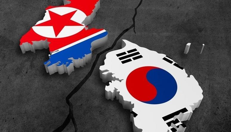 Güney ile Kuzey Kore Sınırında Gerilim