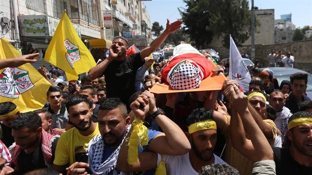 İsrail 2017'de 15 Filistinli  Çocuk Katledildi
