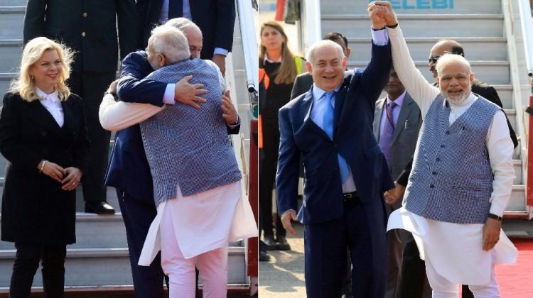 Siyonistlerle Anlaşama Yapan Hindistan Bakın Ne Yaptı ?