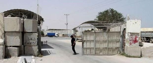 Gazze'nin Tek Ticari Sınır Kapısı Kapatılıyor !