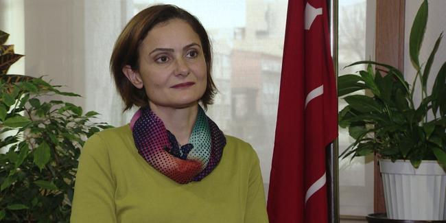 CHP'nin Olaylı Başkanı TKP Kongresinde  (VİDEO)