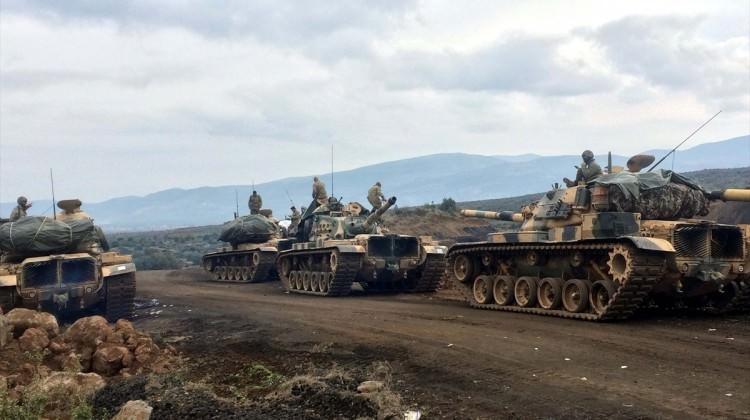 Zeytin Dalı Harekâtı'nda Son Durum