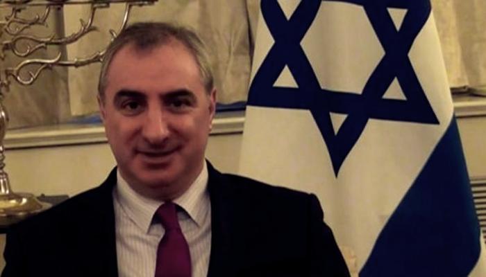 Türkiye Büyükelçisi  Siyonistlerin Düzlediği Fuara Katıldı