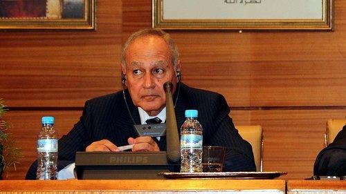 Arap Birliği Genel Sekreteri Neye Uğradığını Şaşırdı