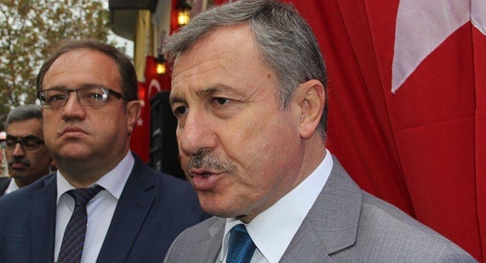 AK Partili Özdağ: Esad İle Görüşülebilir