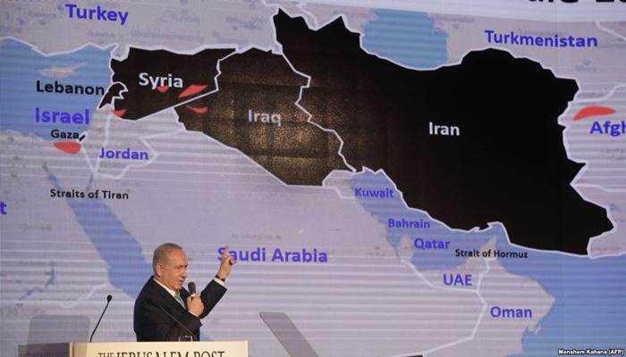 '2019'da İran-İsrail Savaşı Çıkabilir'