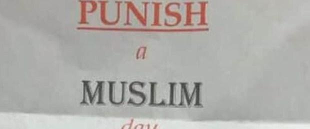 İngiltere'de Müslümanları Cezalandırma Günü
