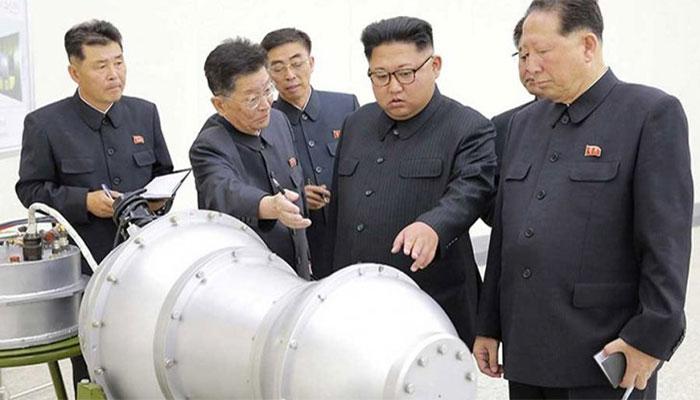 Kuzey Kore'den Nükleer ve Balistik Füze Kararı
