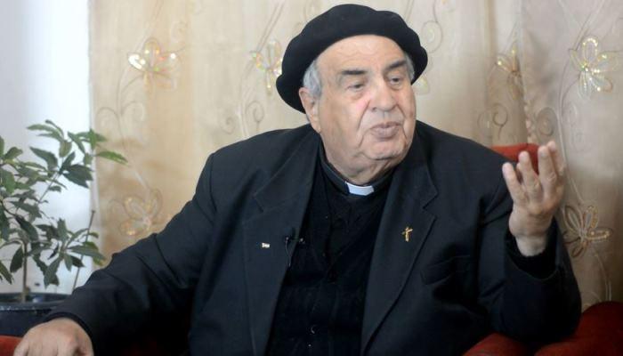 Filistinli Papaz: Asıl Terörist ABD'dir