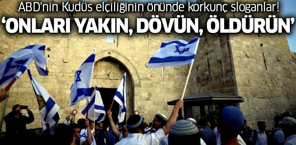 Siyonistler Kutlama Yaptı Kin Kustu