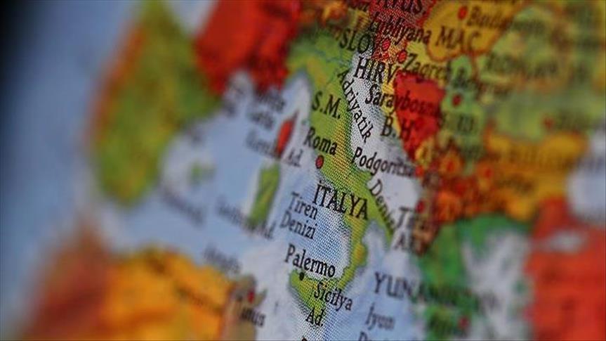 İtalya'da İslam Merkezine Saldırı