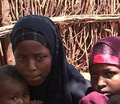 Orta Afrikalı Müslümanlar çaresiz.
