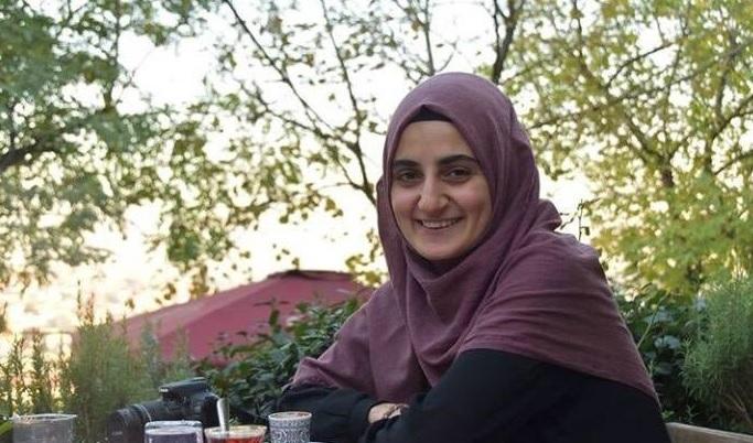 Ebru Özkan'a özgürlük!