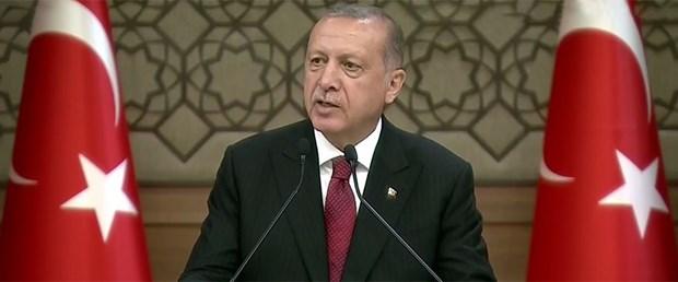 Erdoğan: Şimdi Bu Bir Defa Yenilir, Yutulur Bir Lokma Değil