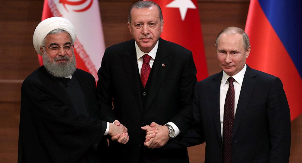 Erdoğan : ABD ile Tümüyle Aynı Safta Değiliz