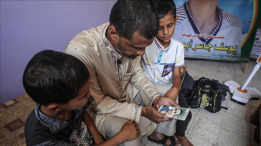 İsrail'in Son Vedadan Mahrum Bıraktığı Filistinli Aileler