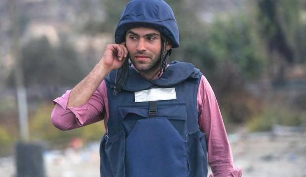 İsrail Ordusu TRT Muhabirini Gözaltına Aldı!